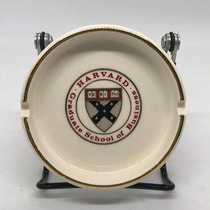 Vintage Harvard School of Business Ashtray